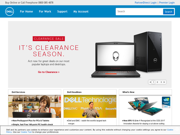 Coupons dell uk
